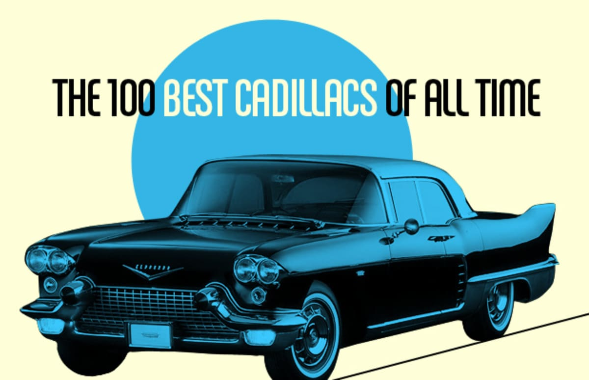 Gallery The 100 Best Cadillacs Of All Time Complex