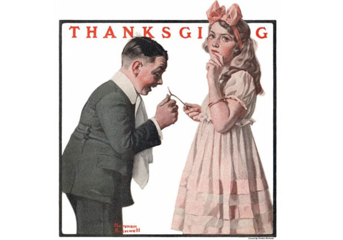 Give Thanks The Greatest Turkey Day Depictions In Art Complex