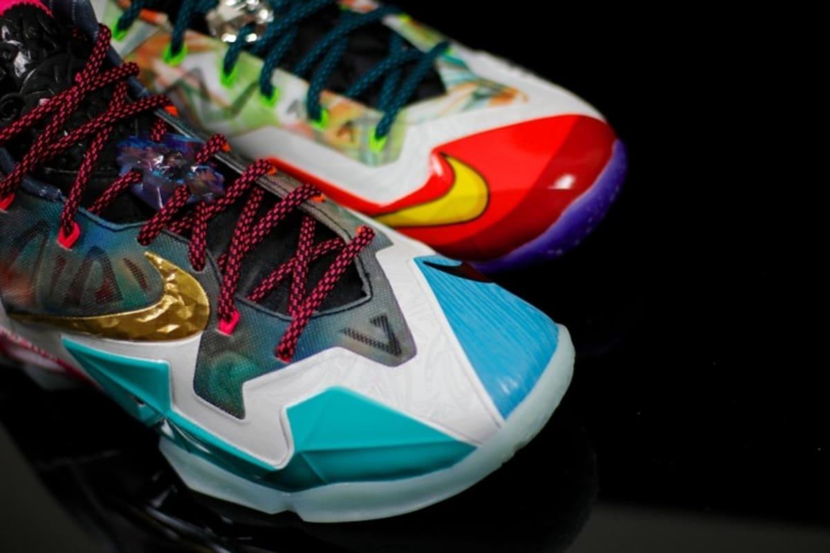 5cb49b66a54f Every LeBron sneaker in the Nike LeBron XI