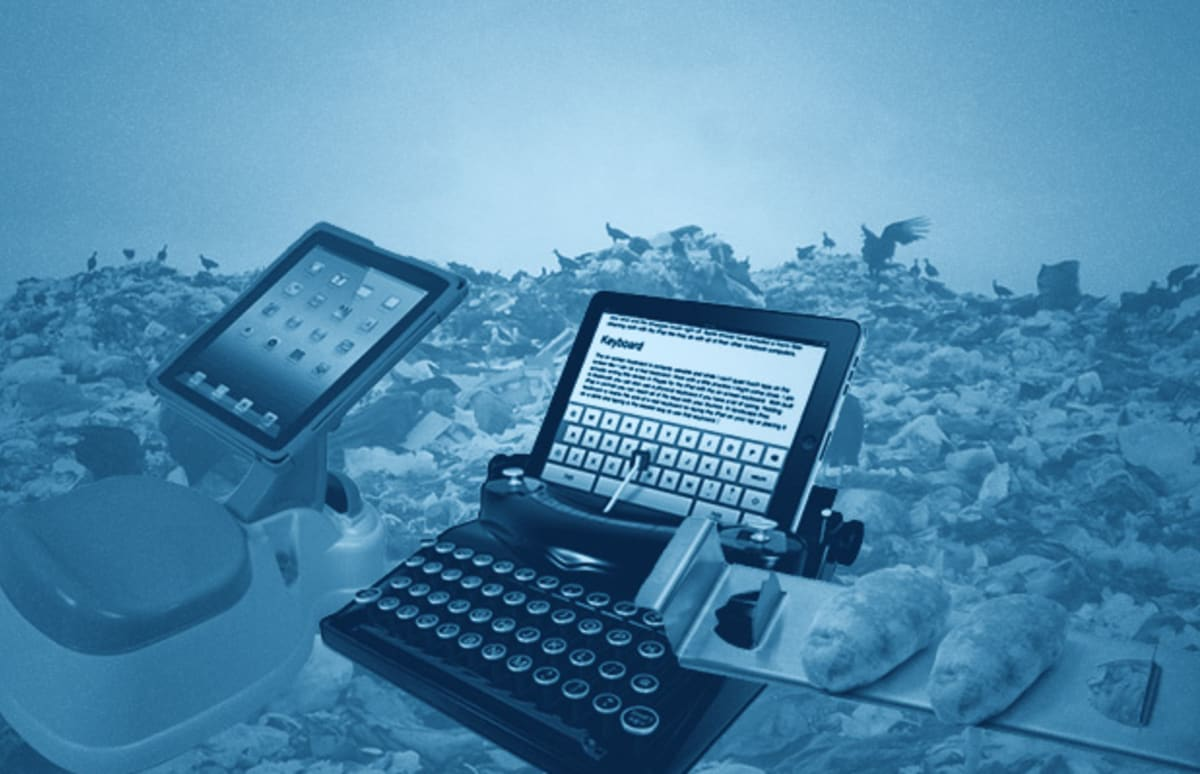 essay on electronics gadgets A gadget is a small tool such as a machine that has a particular function, but is often thought of as a novelty gadgets are sometimes referred to as gizmos.