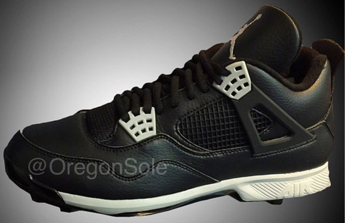 multiple colors 42eaf 88d53 ... spain prepare to see air jordan iv oreos buzzing around baseball  diamonds in the near future