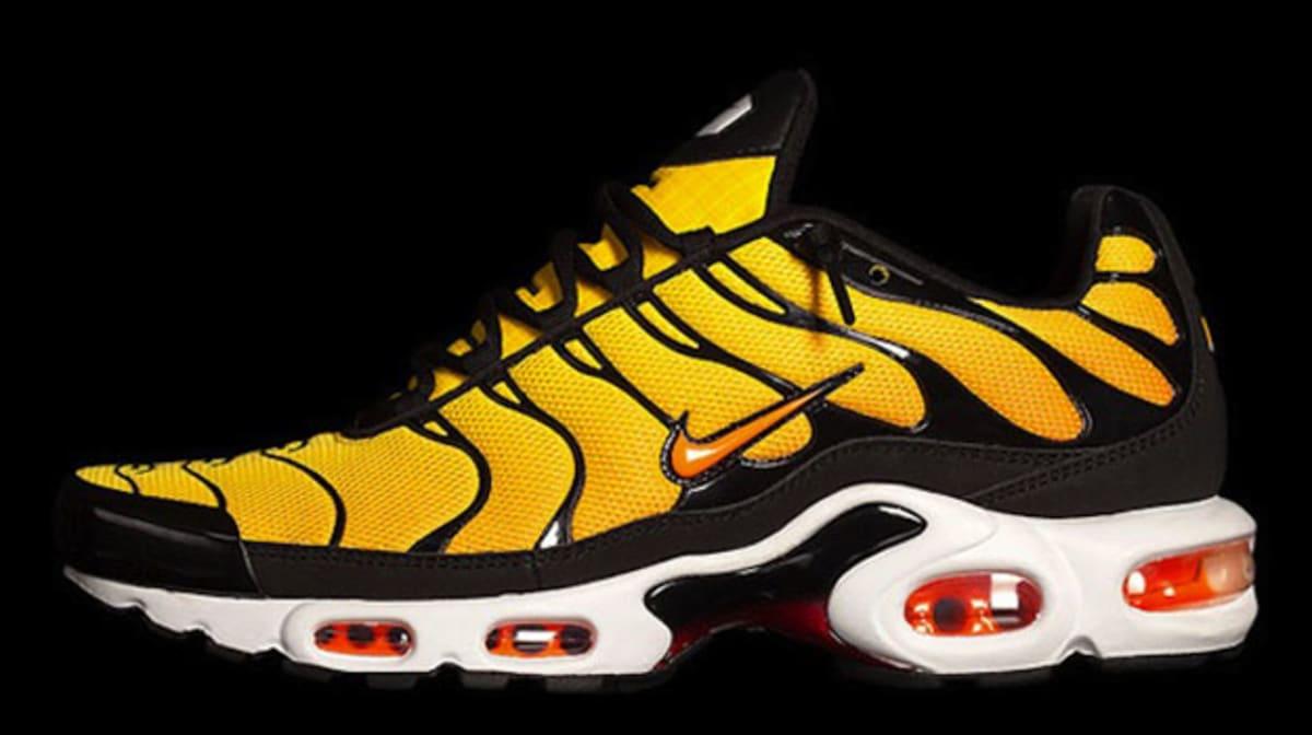 Nike Is Bringing Back The Air Max Plus Quot Tiger Quot Complex