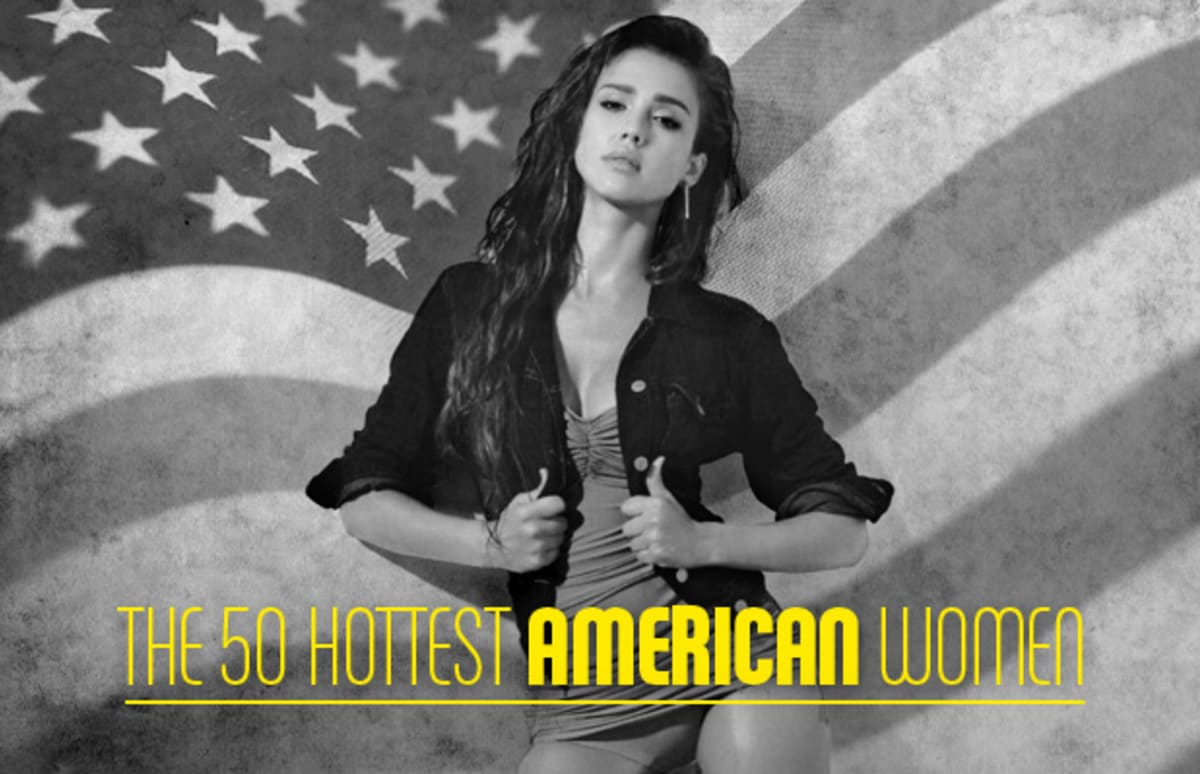 50 - The 50 Hottest American Women