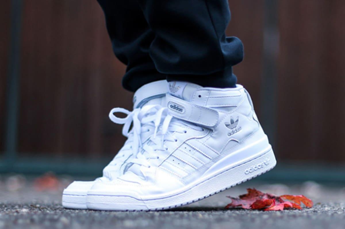 Adidas Forum Refined Shoe Uk