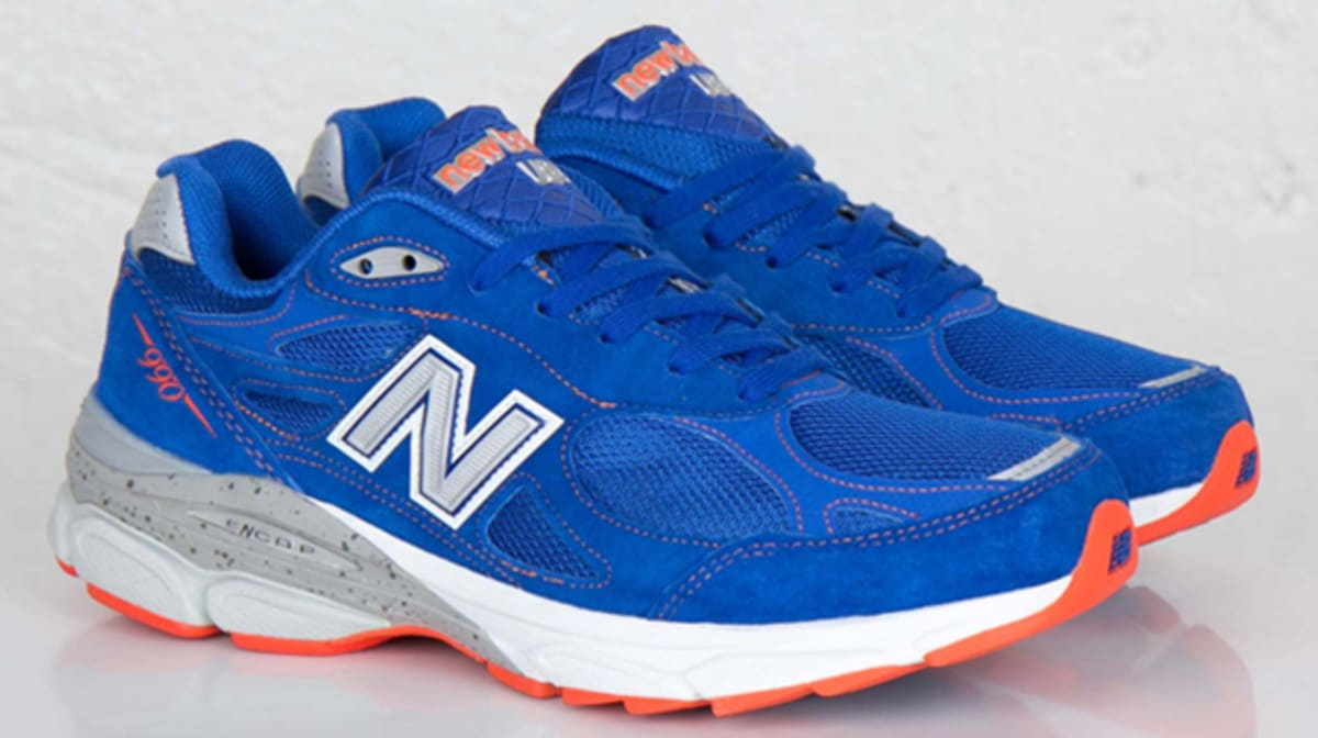 New Balance Unveils The Nyc Marathon Edition 990 Complex