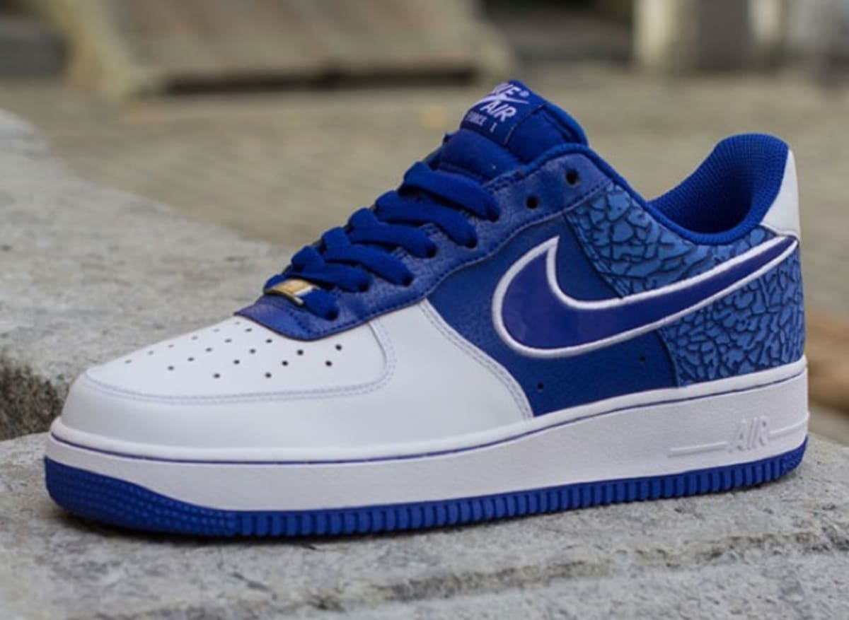nike air force 1 low hyper blue white complex. Black Bedroom Furniture Sets. Home Design Ideas