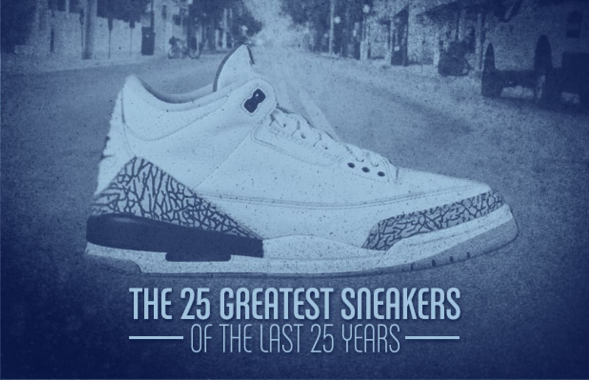 3b18b6164116 The 25 Best Sneakers of the Past 25 Years