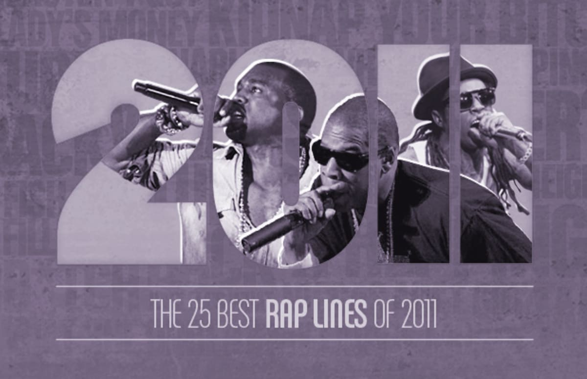 The 25 Best Rap Lines Of 2011