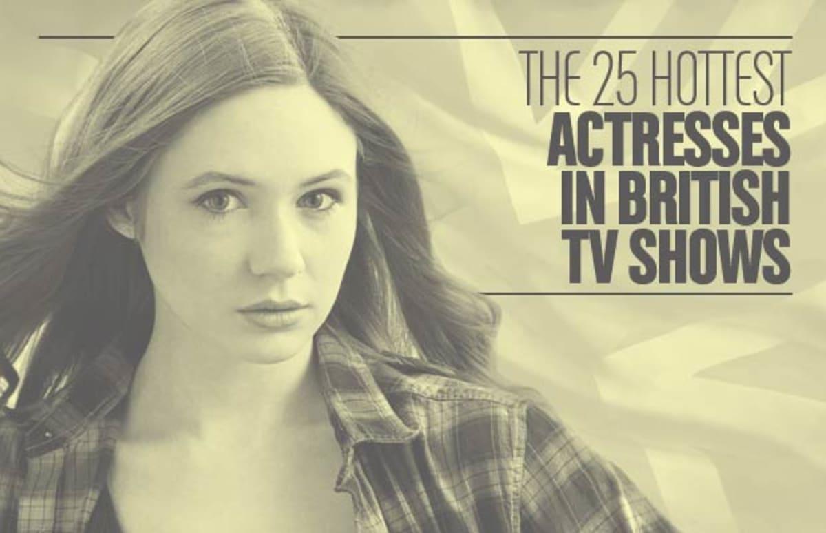 Nude british tv stars photos