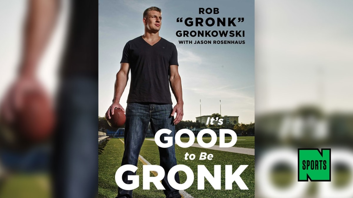 Rob Gronkowski Book Includes Section About Naked Slip N -1259