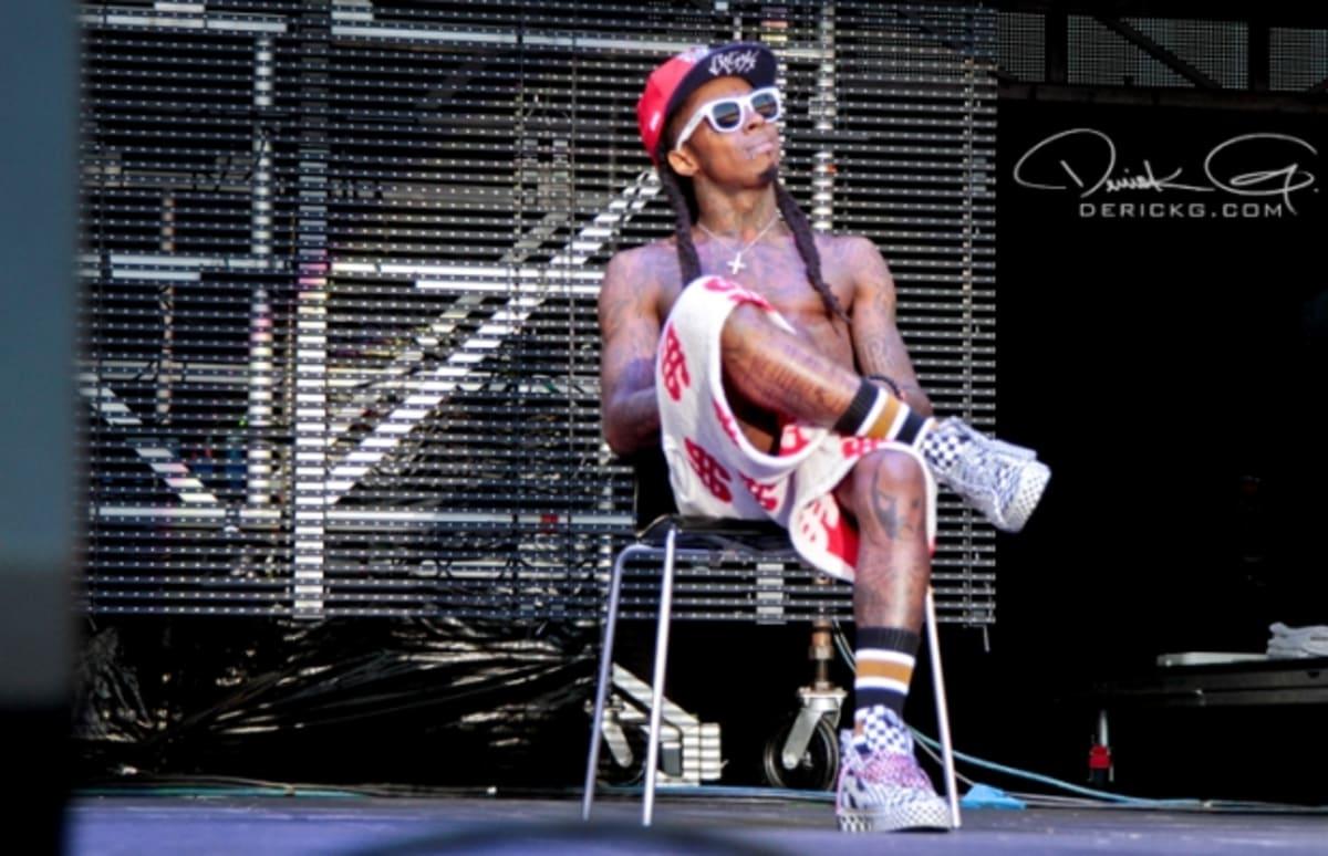 Lil Wayne Australian Tour