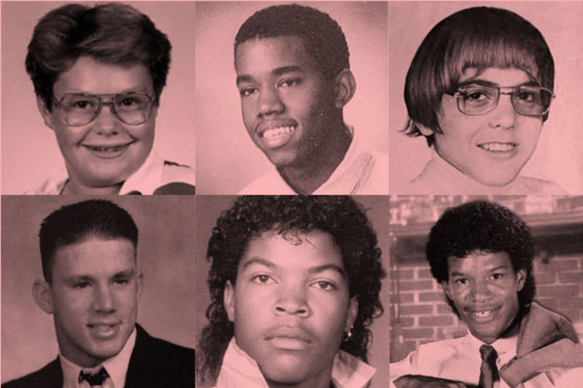 See 67 Celebrities' High-School Yearbook Photos ...