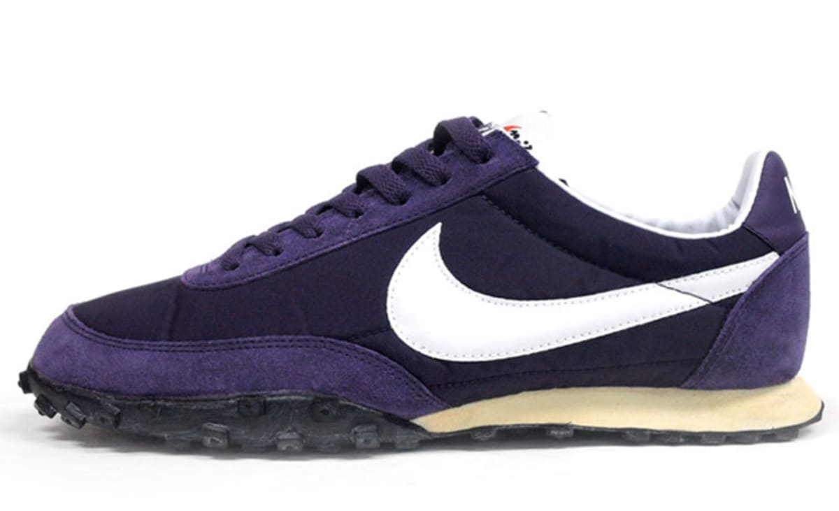 nike waffle racer vintage purple white complex. Black Bedroom Furniture Sets. Home Design Ideas