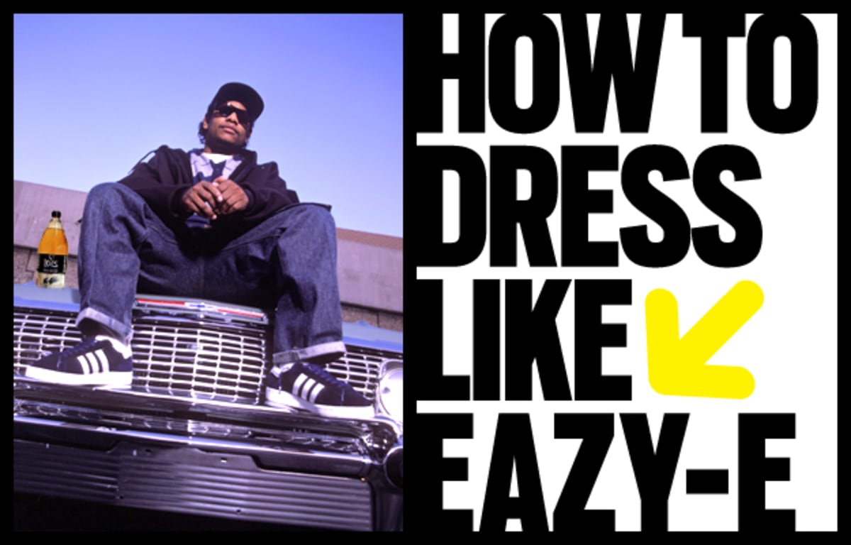 What Shoes Did Eazy E Wear