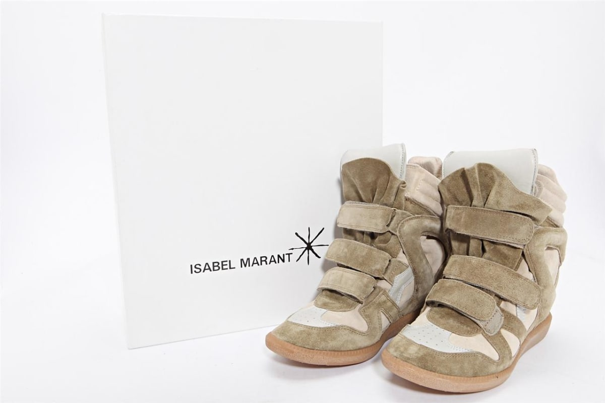Communication on this topic: Isabel Marant Admits The Sneaker Wedge Is , isabel-marant-admits-the-sneaker-wedge-is/