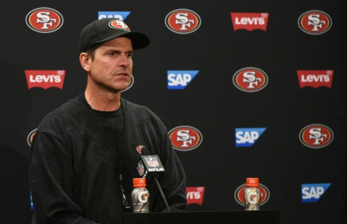 Report: San Francisco 49ers Told Jim Harbaugh He Was Done in December