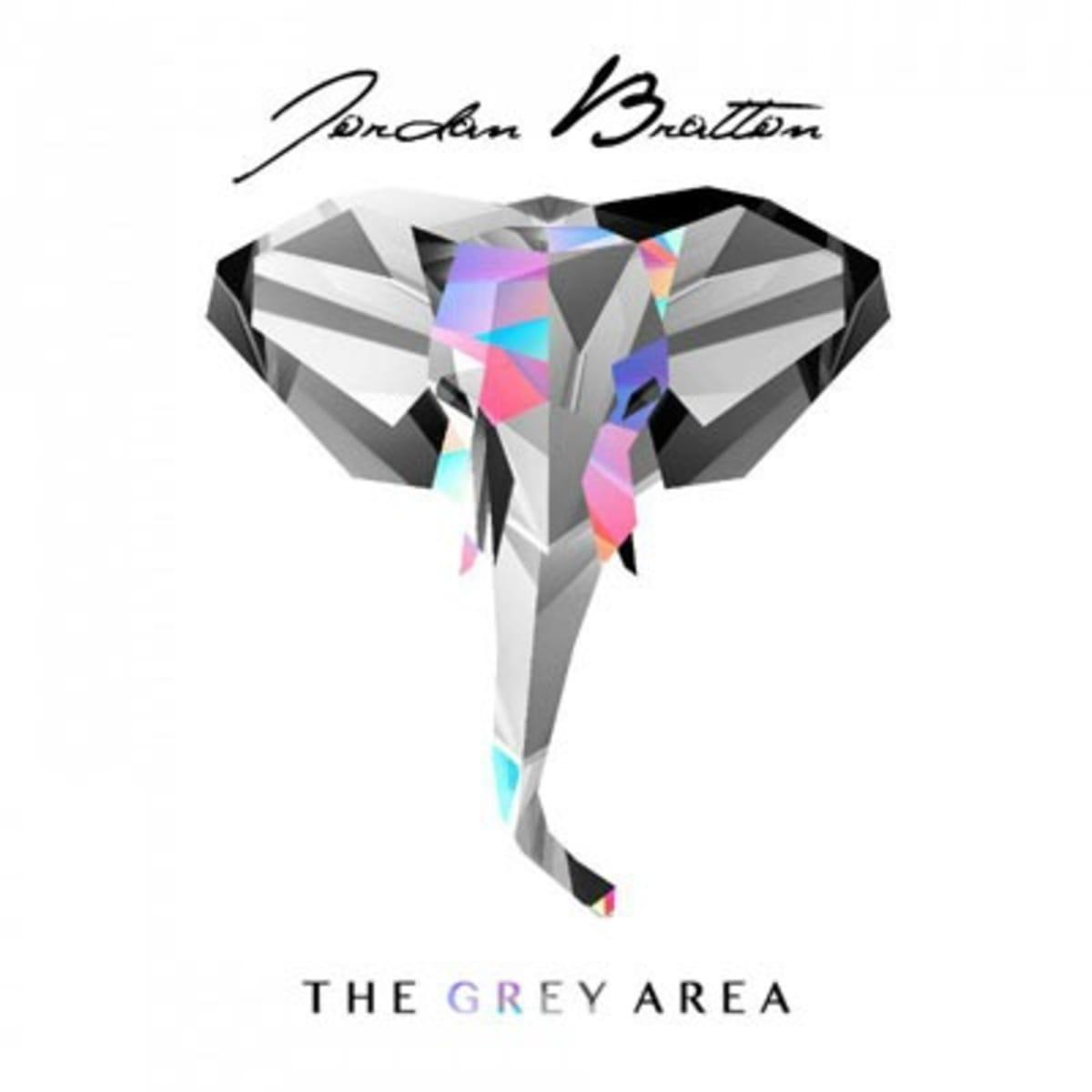 "Stream Jordan Bratton's Debut Album ""The Grey Area"""