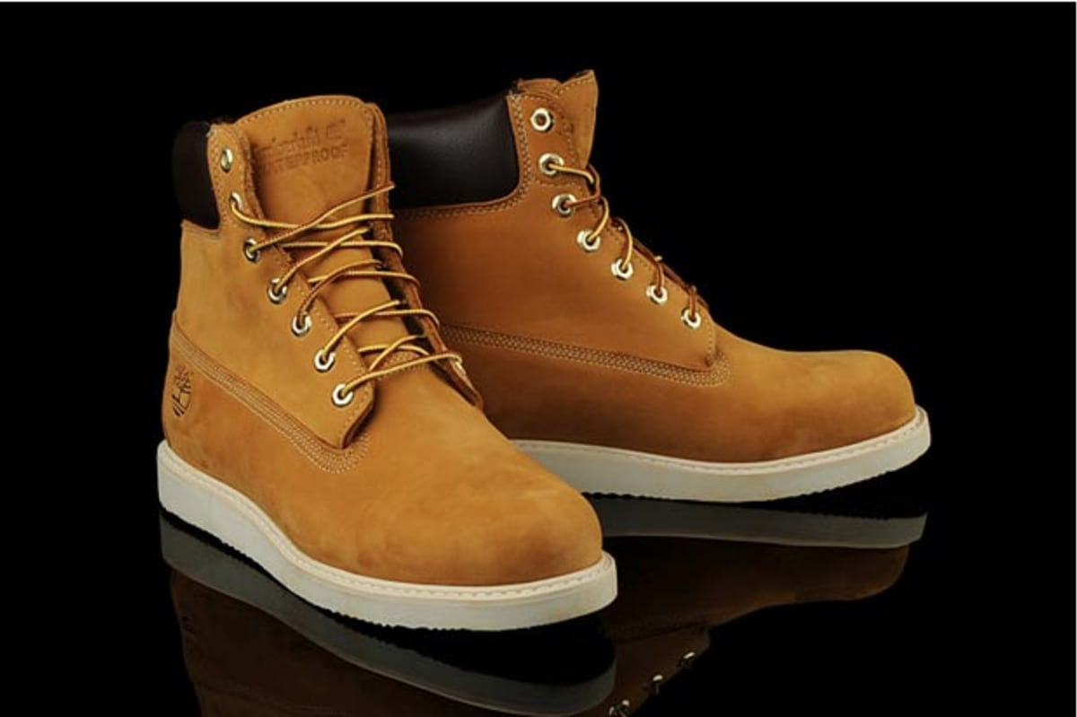 Timberland S Classic 6 Inch Wheat Gets A Whole New Sole