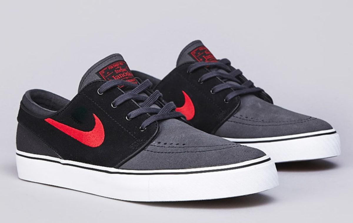 Nike SB Stefan Janoski Red Black