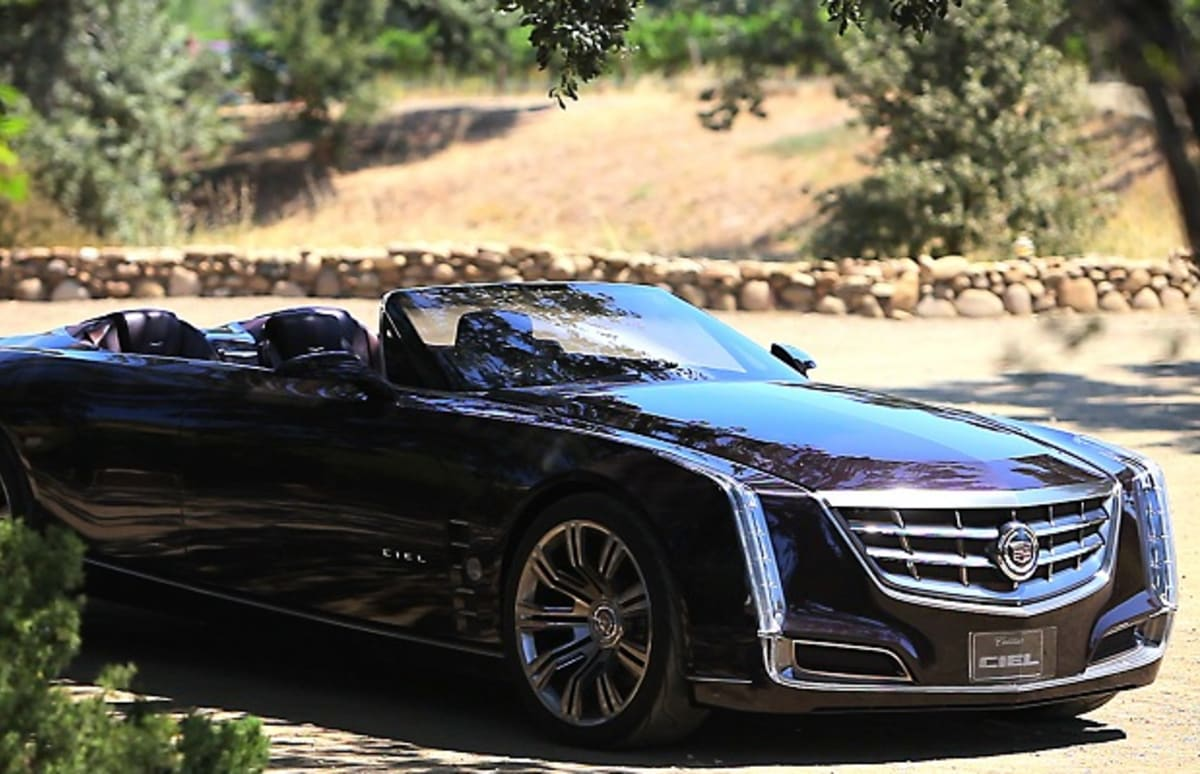Cadillac To Expand Line Up To 10 Cars By 2016 Complex