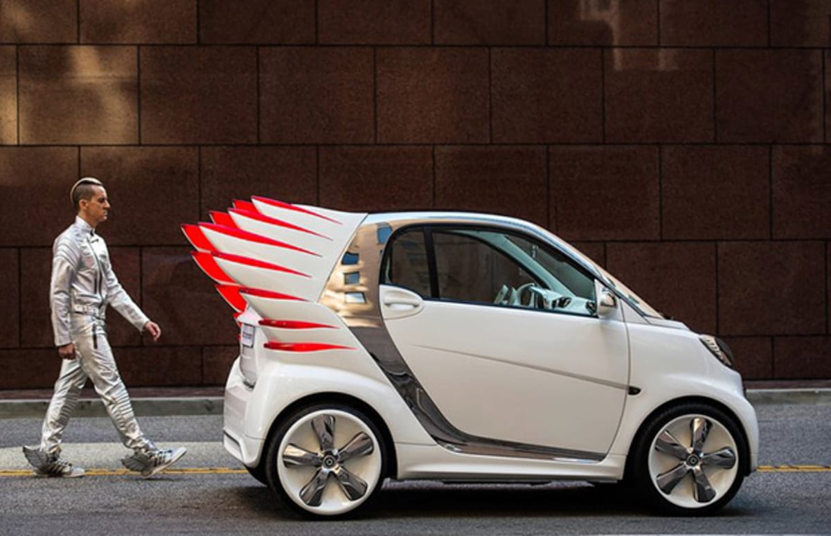 Electric Smart Car Australia