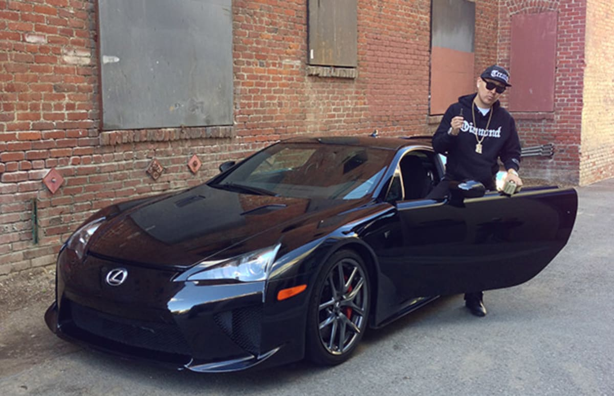 Ben Baller Speaks On The Lfa Supercar Lexus Gave Him Complex