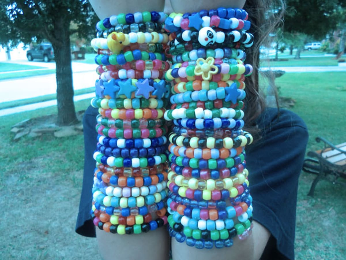 Kandi Pony Beads And Rave: 30 Pictures Of Ravers And Their Kandi Obsession