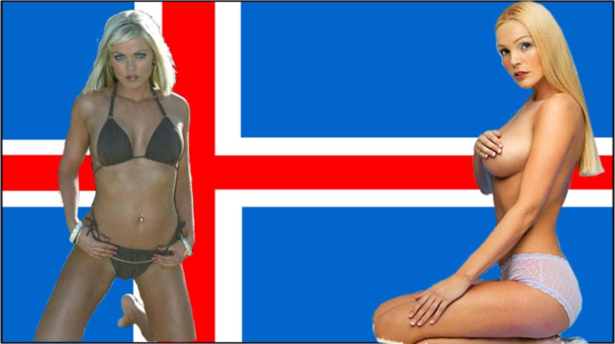 iceland girls hot