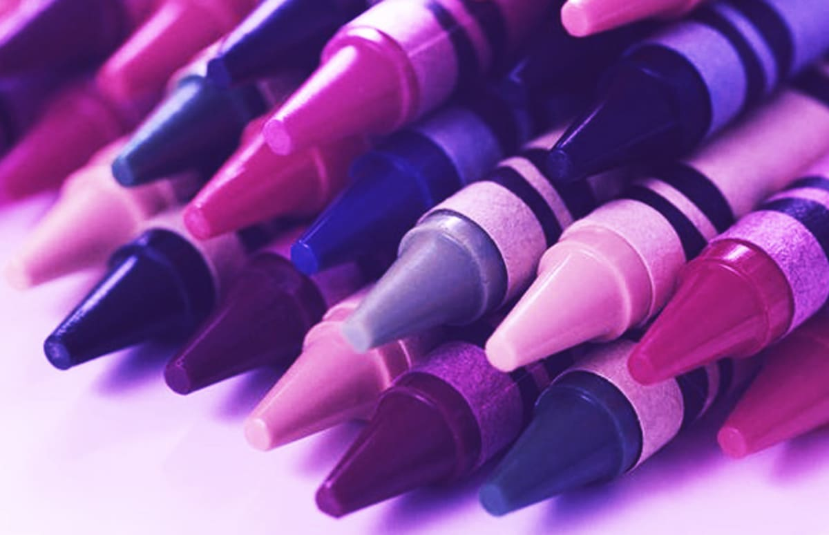 the 20 best crayola crayon colors of all time complex