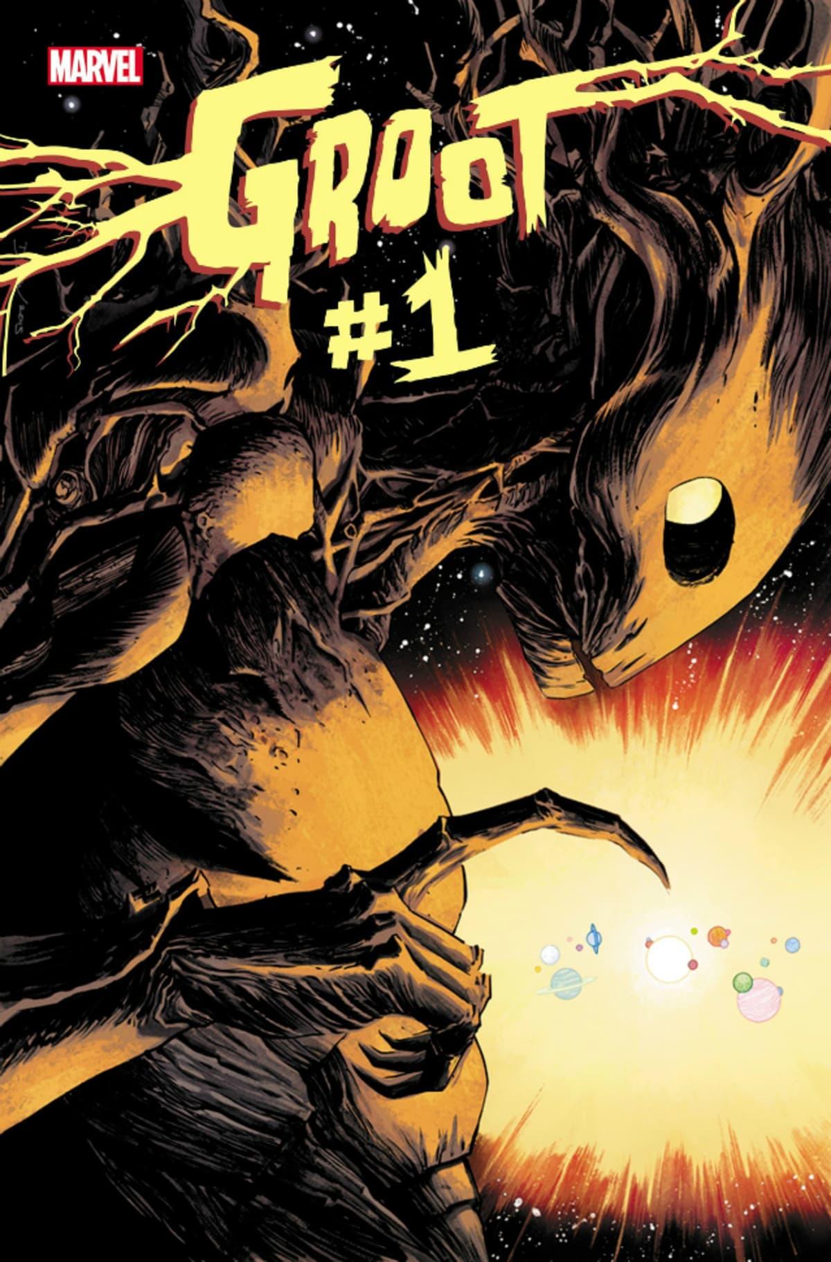 Groot is Getting His Own Comic