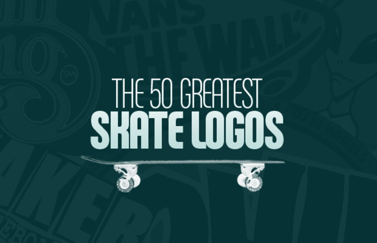 The Art Of The Sports Car The Greatest Designs Of The >> The 50 Greatest Skate Logos | Complex
