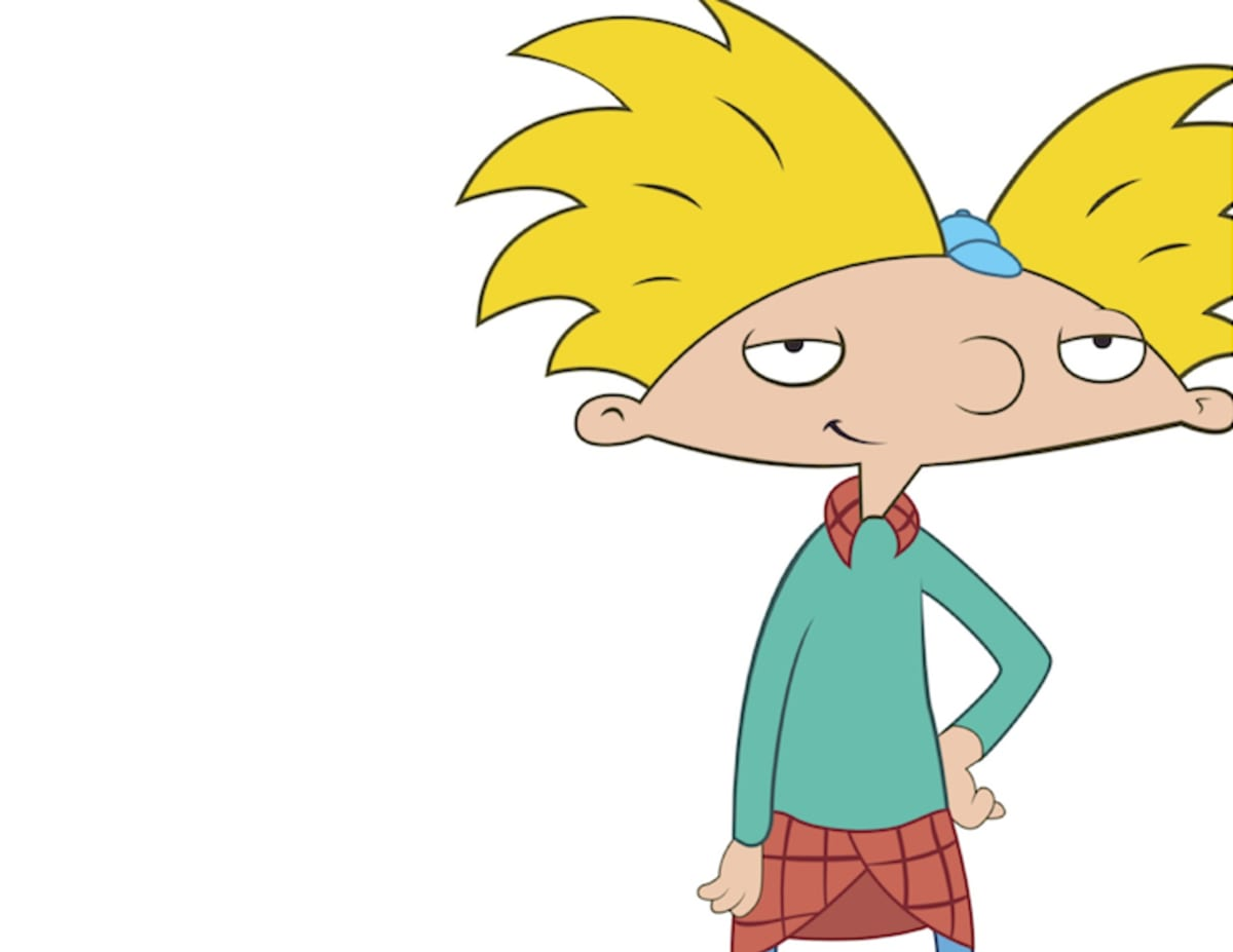s1e11mugged - Hey Arnold!\'s Greatest Fashion Moments | Complex