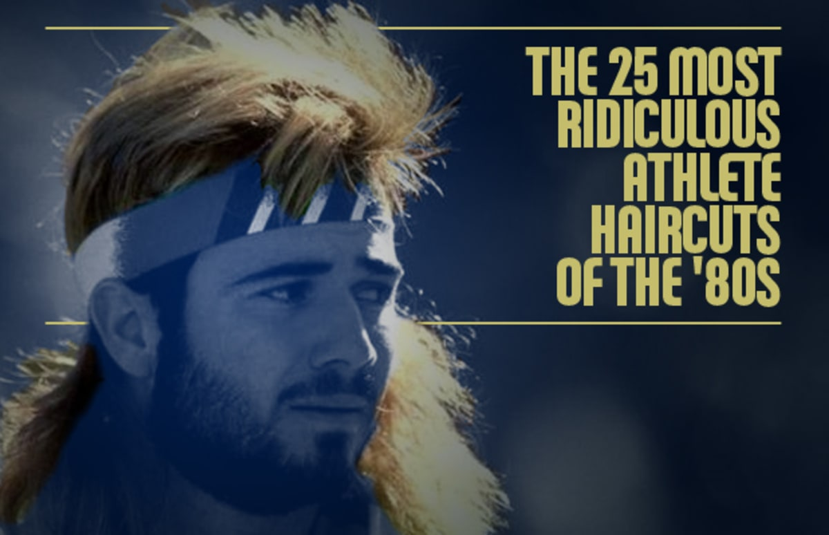 Bjorn Borg Gallery The 25 Most Ridiculous Athlete Haircuts Of The