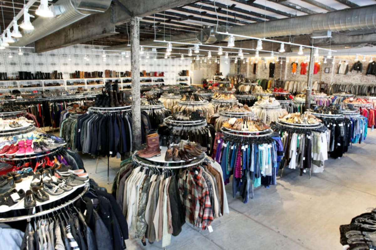 Consignment stores to sell my clothes