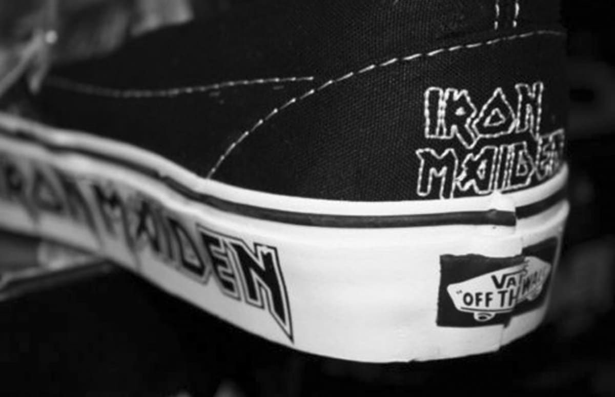 Suicidal The 10 Coolest Vans Rock And Roll Sneakers Of All Time Complex