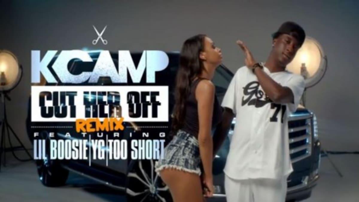 """Watch K. Camp's """"...K Camp Cut Her Off Remix"""