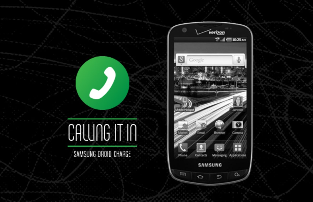 review samsung droid charge is verizon 39 s best 4g phone. Black Bedroom Furniture Sets. Home Design Ideas