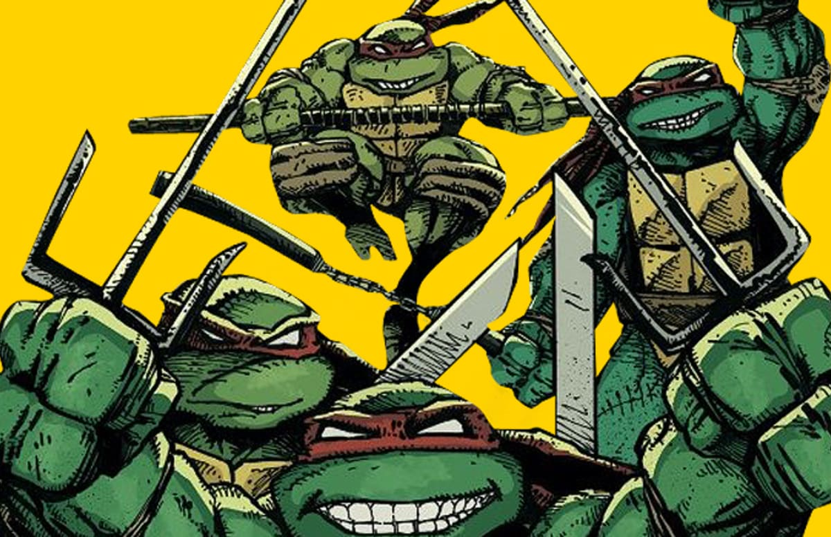 The Shredder Rooftop Fight Teenage Mutant Ninja Turtles