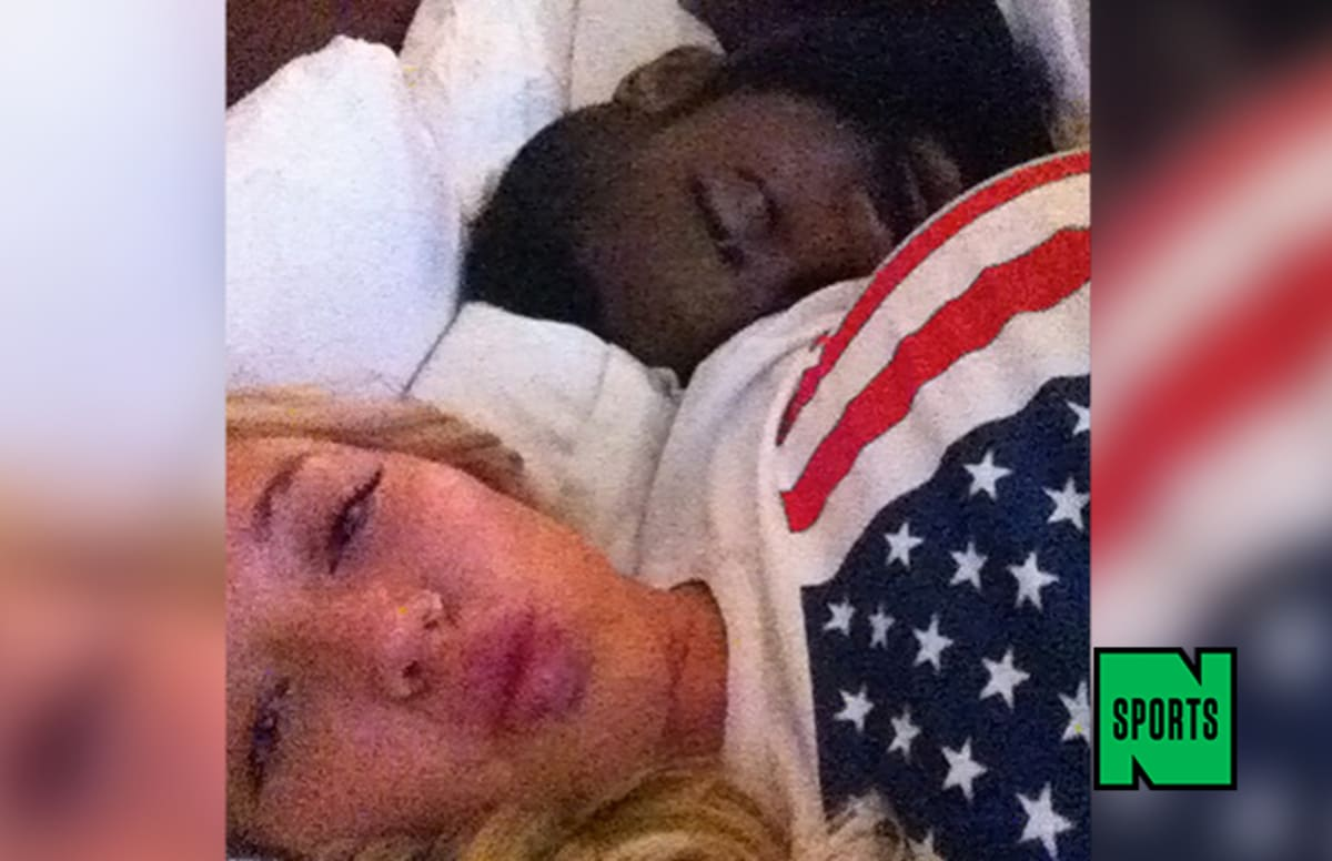 Woman Posts Photo of Her in Bed With James Harden on ...