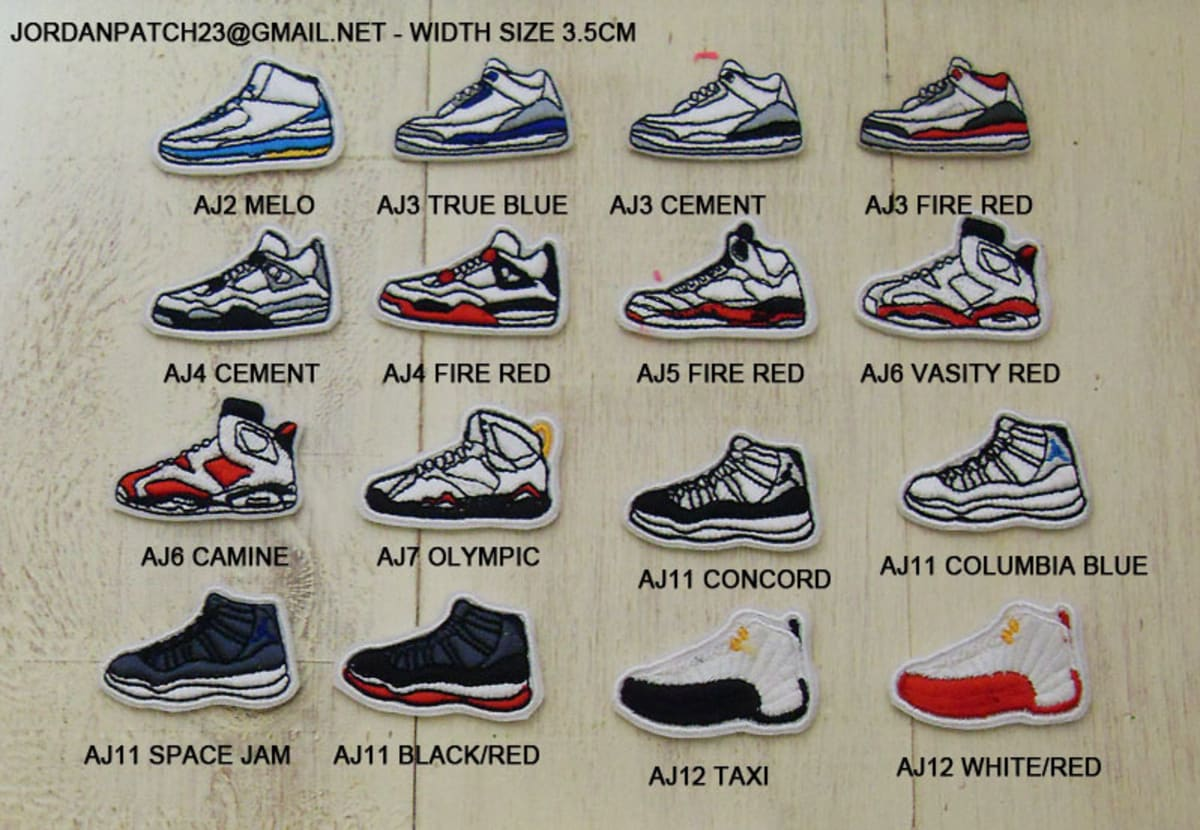 mystery brand releases a collection of air jordan retro