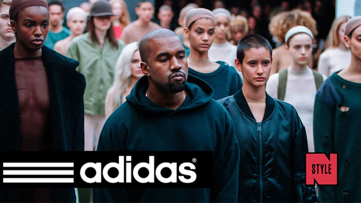 Here Are the Prices for the adidas x Kanye West \