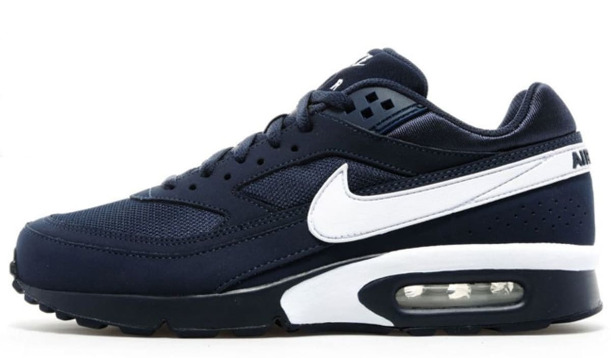 nike air max classic bw obsidian white complex. Black Bedroom Furniture Sets. Home Design Ideas