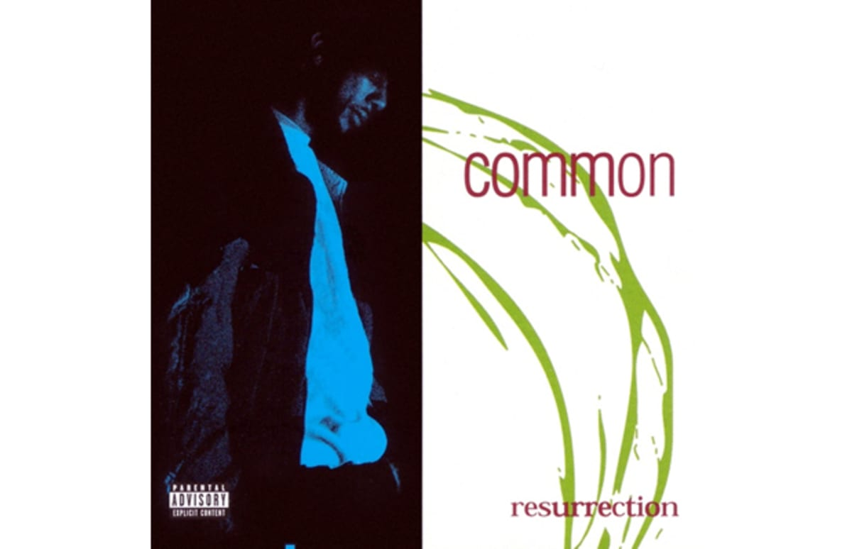 Common resurrection album download