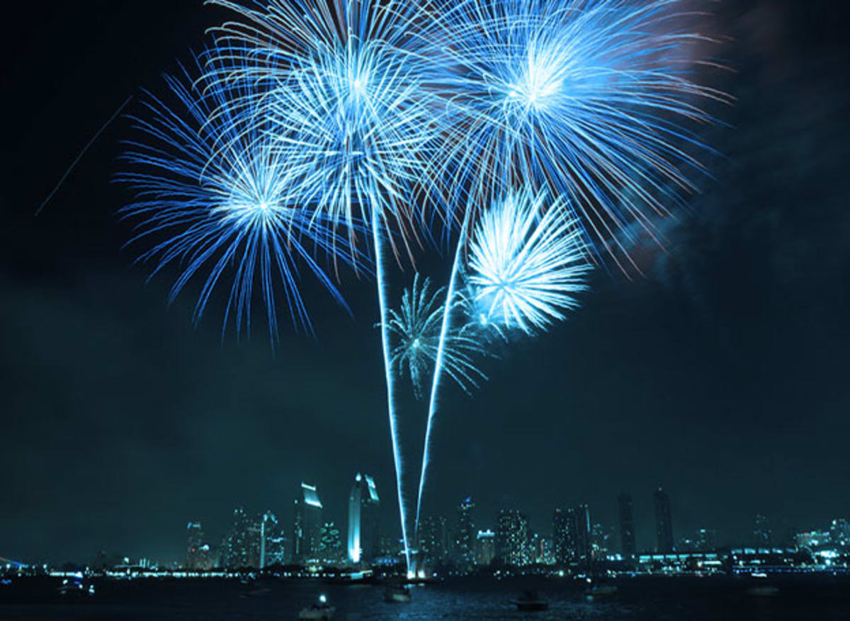 10 Songs You Could Play During a Fireworks Display | Complex