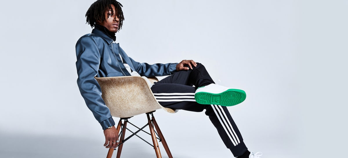 Off The Pitch: Why adidas' Signature Track Pants Are Now a Style Staple