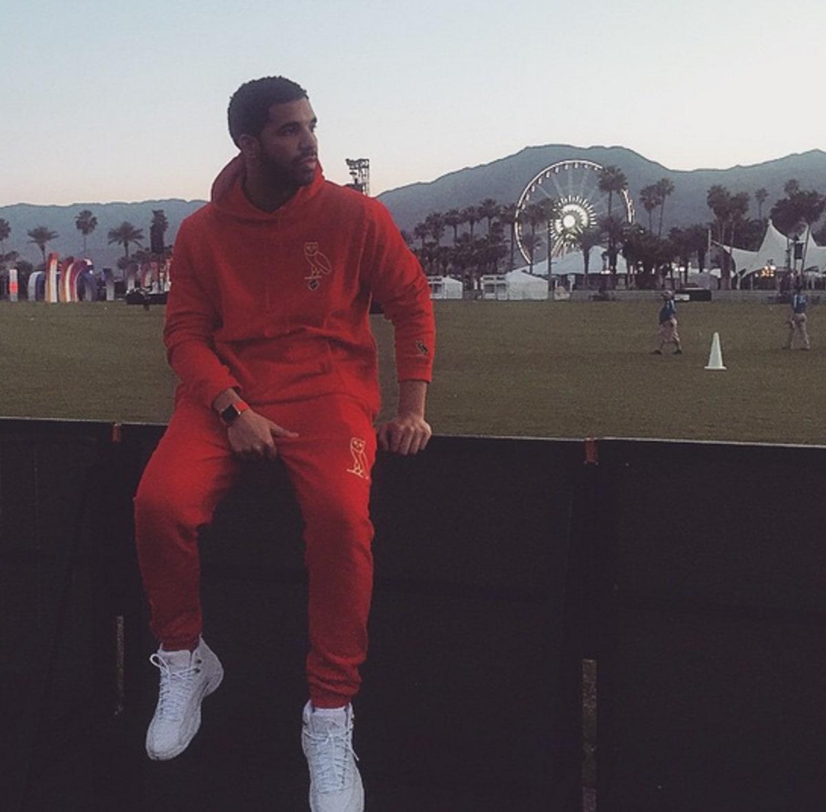 Drake Read All of Your Negative Coachella Reviews Already