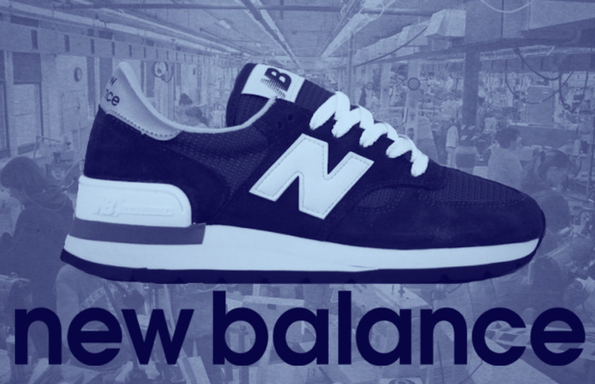 sale retailer 180d0 acbbf 50 Things You Didn t Know About New Balance