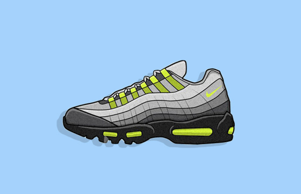 The Nike Air Max Series Detailed and Illustrated | Complex