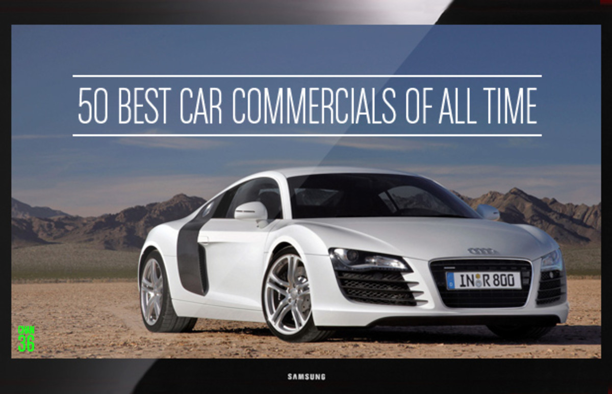 The 50 Best Car Commercials Of All Time   Complex