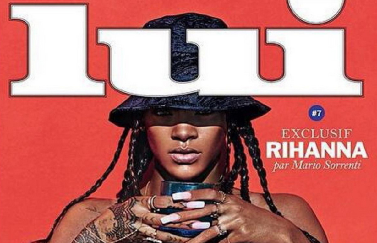 Instagram to Rihanna: Delete Naked Photos or Well Delete